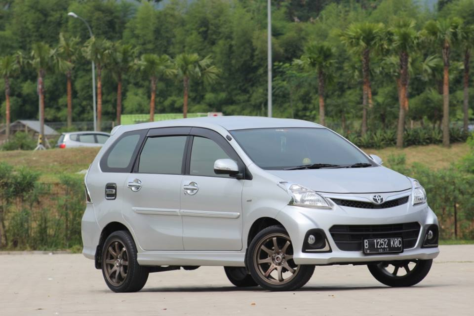Modifikasi Hendra Wira - The Only Official Toyota Avanza ...