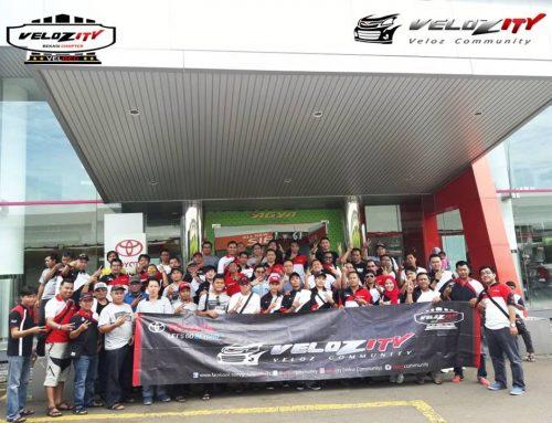 Keseruan Kopdar Bulanan & Service Bersama Ala VELBEC (Velozity Bekasi Chapter) di Auto2000 Kalimalang