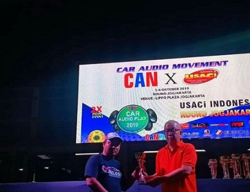 Existensi Velozity Di Event Car Audio Movement CAN x USACI Di Jogjakarta