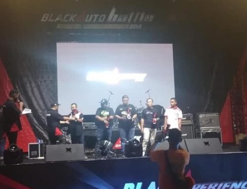 Existensi Velozity Di Event Modifikasi Nasional Black Auto Battle