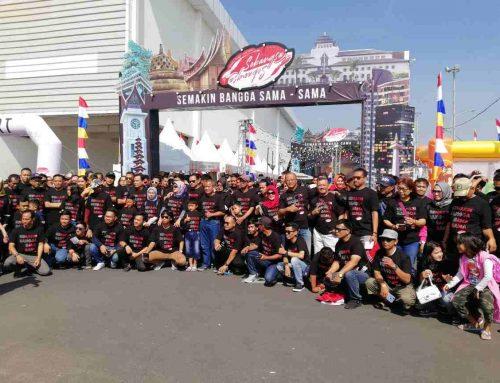 Velozity Semarang Chapter (VSC) meriahkan Avanza Veloz Sebangsa