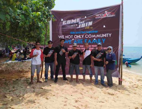 Memperingati Sumpah Pemuda, Velozity chapter Batam ikuti family gathering bersama TOBACO