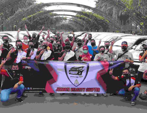 Kopdar Jakarta Velozity Chapter(JVC) sekaligus perkenalan Pengurus baru